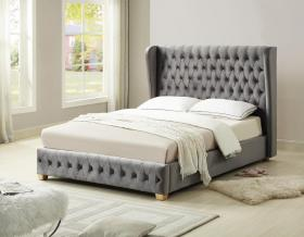 Anderton Wingback Bed